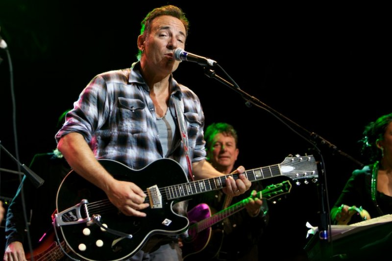 Bruce springsteen tour dates in Melbourne