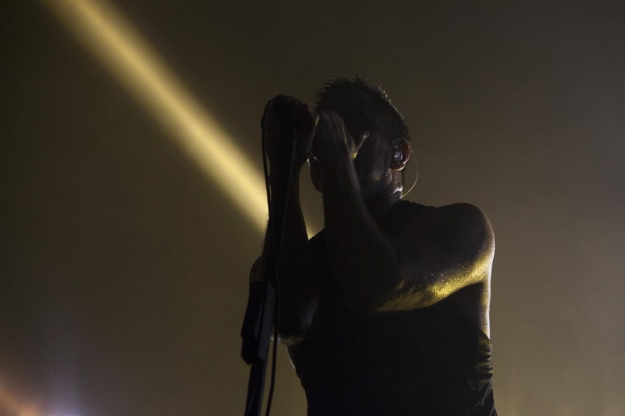 Nine inch nails happiness in slavery pmv - 1 10