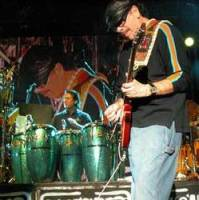 Carlos Santana. Photo by Ros O'Gorman