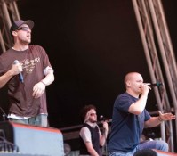 Hilltop Hoods - photo by Ros O'Gorman