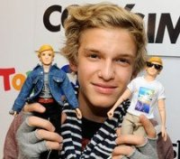 Cody Simpson doll