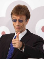 Robin Gibb - Photo By Ros O'Gorman