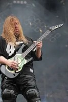 Jeff Hanneman of Slayer, Noise11, Photo