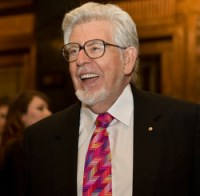 Rolf Harris images by Ros O'Gorman