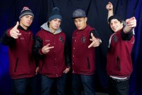Justice Crew - Photo By Ros O'Gorman