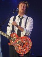 Paul McCartney photo by Karen Freedman, Noise11, photo