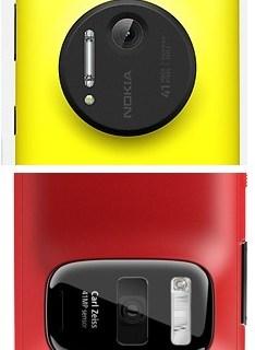 808 & Lumia 1020 PureView
