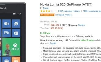 Lumia 520 att