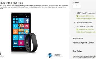 AT&T Lumia 830