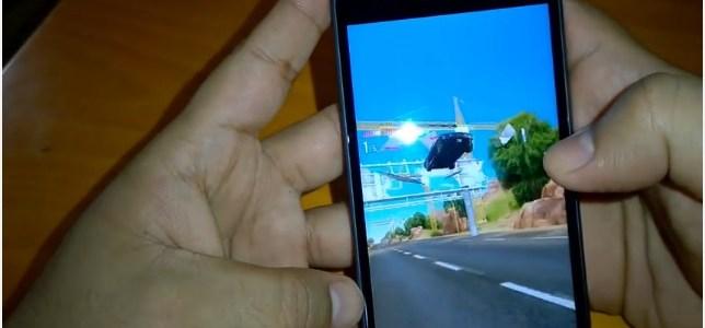 Lumia 830 gaming