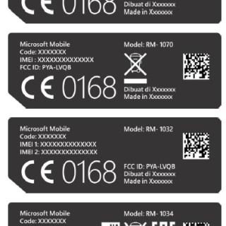 RM-1068 69 70 71