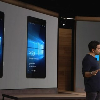 lumia 950 launch