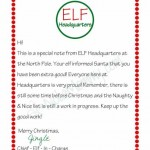 Elf On The Shelf Printables Freebies Moms Munchkins