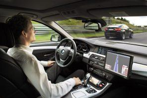 L'auto senza conducente: piccoli passi verso l'auto del futuro