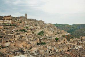 #Italiaontheroad: sosta a Matera, la città dei Sassi