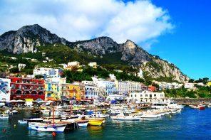 Guida all'isola di Capri, gioiello del golfo di Napoli