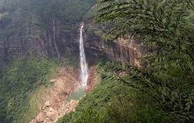 khasi hills, shillong, meghalaya