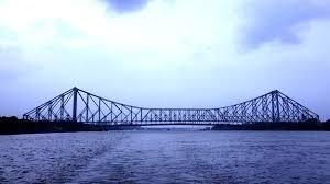 places to visit in Kolkata (calcutta) Howrah Bridge