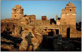 tourist places to visit in Chittorgarh - Rana Kumbha Palace