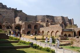 Tourist Places to Visit in Hyderabad - Golkunda, Hyderabad