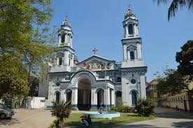 places to visit in Kolkata (calcutta) Portuguese Cathedral
