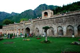 Places to Visit in Kashmir, pari mahal