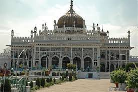 Lucknow tourist places to visit in lucknow sightseeing - Chhota Imambara