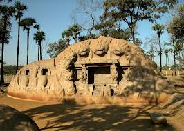 Tourist Places to visit in Mahabalipuram - Tiger cave