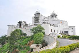 Tourist places to visit in Udaipur - Monsoon palace or Sajjan Garh Palace