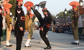 Tourist places to visit in punjab - Wagah Border
