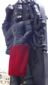Tourist places to visit in Rameswaram - Five Faced Hanuman