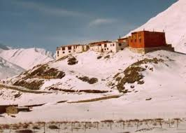 Tourist places to visit in Kargil, Things to do in Kargil - Rangdum Monastery
