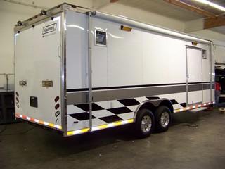 Noma Fabrication Car And Race Trailer Fabrication Custom