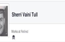 Sherri Vaini Tull Facebook Page