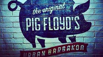 One Tasty Pig From the Dark Side of the Moon! Pig Floyd's is Coming to Lake Nona