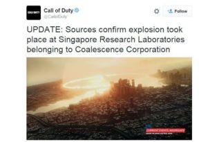 02 Call of Duty Tweet