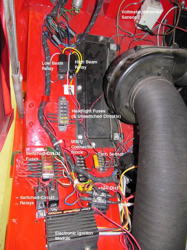 Austin Healey Bj8 Wiring Diagram Wiring Diagrams