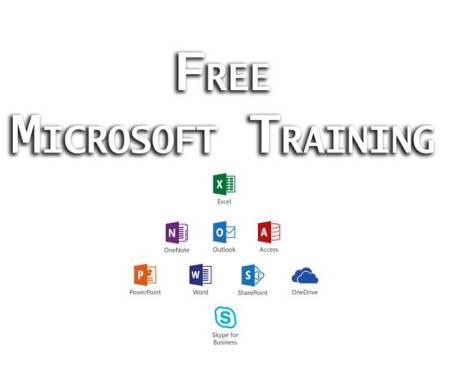 Free Microsoft Training