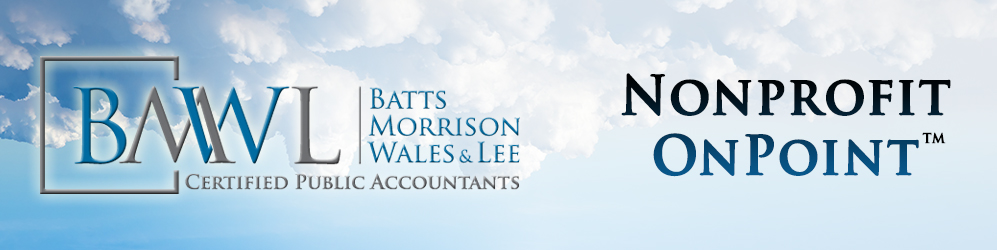 The New Normal Strategic Budgeting - Batts Morrison Wales  Lee