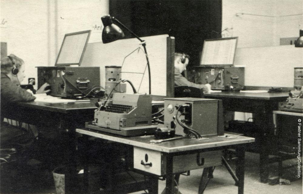 Radios Used With Feld Hell