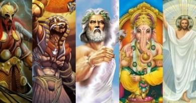 Tuhan Dalam Agama. Berapa?