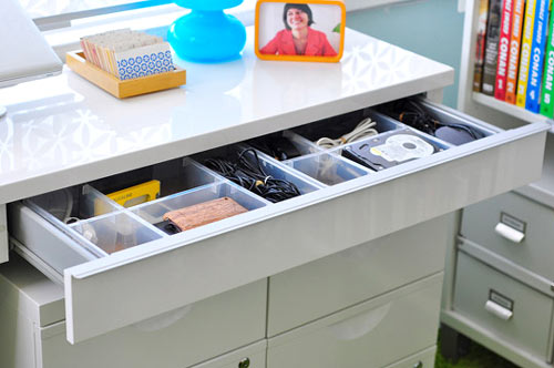 drawer compartments