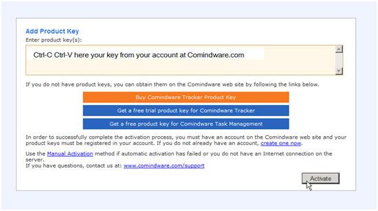 comindware installation
