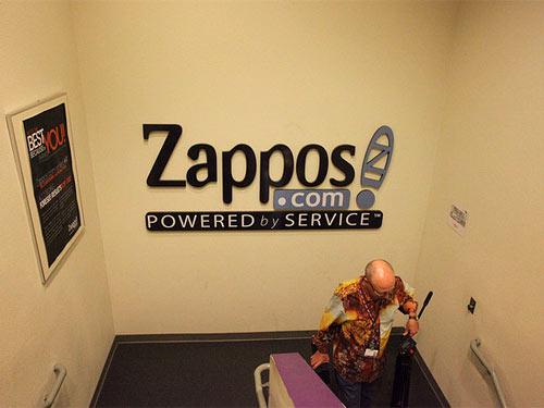 zappos.com office