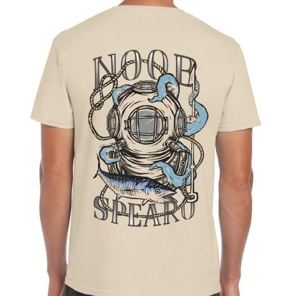 Diving Bell T-Shirt Sand