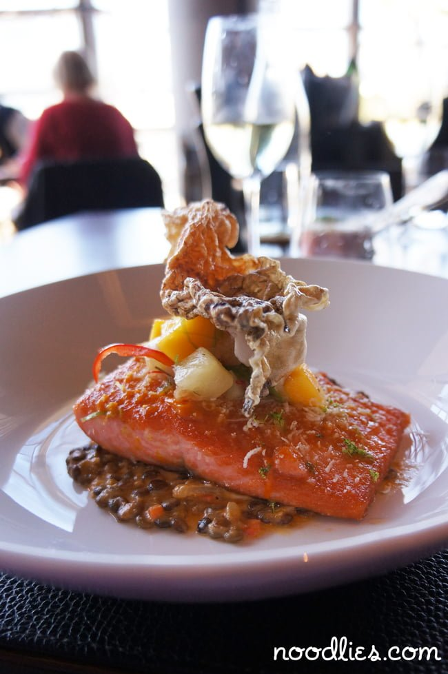 black by ezard ocean trout