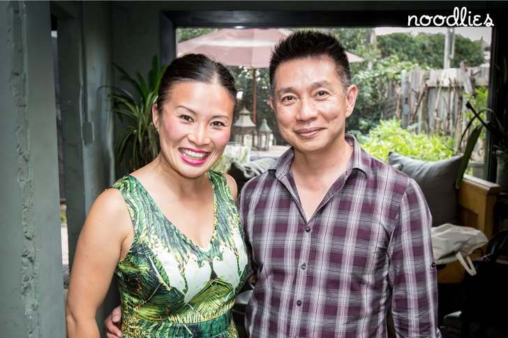 Poh Ling Yeow and Thang Ngo