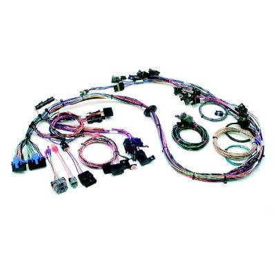 Nook and Tranny Wiring Harness, TPI MAF (86-89) Retrofit, Extra