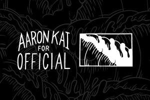 Official x Aaron Kai Banner