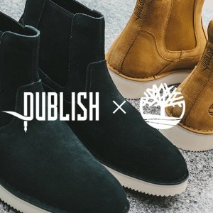 Timberland x Publish 1